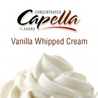 Vanilla Whipped Cream/Ванильные взбитые сливки (Capella) фото 7368